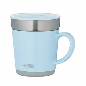 【納期約7~10日】THERMOS サーモス JDC-351 LB 保温マグカップ ライトブルー