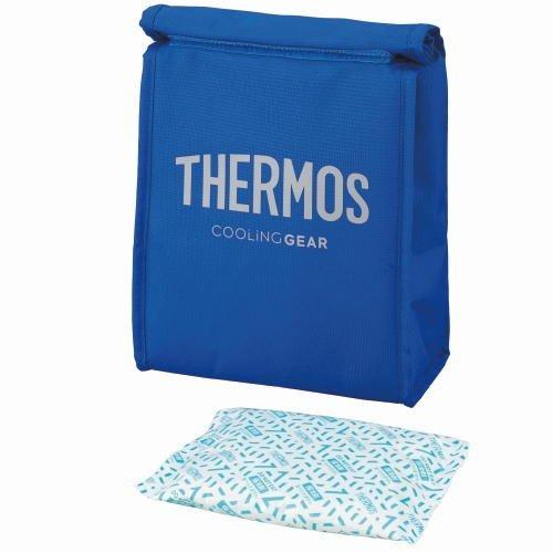 【納期約7~10日】THERMOSサーモス 保冷スポーツバッグ REY-003-BLSL ブルーシルバー