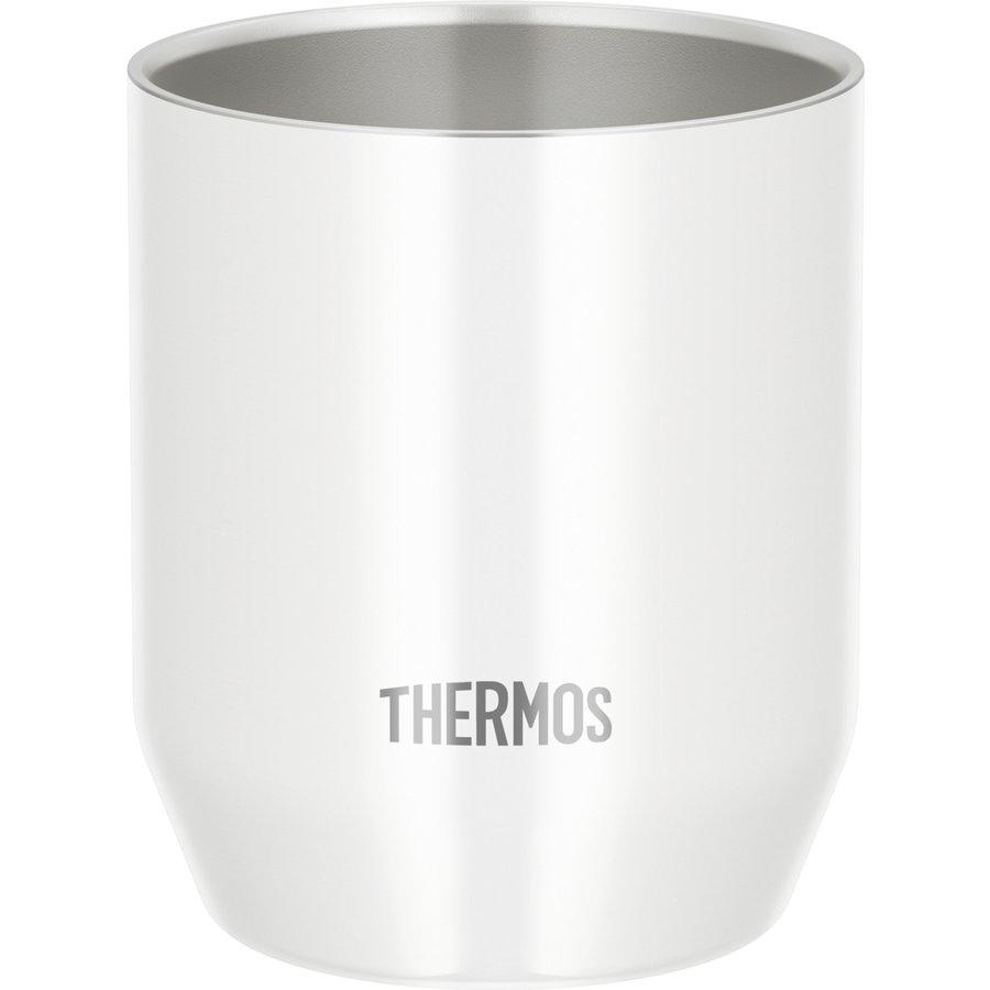 【納期約7~10日】JDH-360C-WH サーモス 真空断熱カップ 0.36L ホワイト THERMOS JDH360CWH