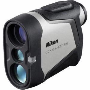 【納期約1ヶ月以上】Nikon ニコン COOLSHOT 50i レーザー距離計 COOLSHOT 50I