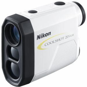 【納期約3週間】Nikon ニコン COOLSHOT 20i GII レーザー距離計 COOLSHOT 20I G2