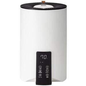 【納期約2週間】QUADS QS103Y 湿度コントロール機能付ハイブリッド加湿器 COLUMN ホワイト QS103Y WH
