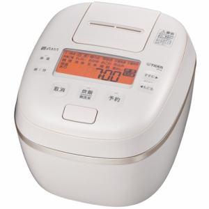 【2021年6月21日発売予定】TIGER タイガー JPI-G100WE 圧力IHジャー炊飯器 5.5合 エクリュホワイト JPIG100 WE