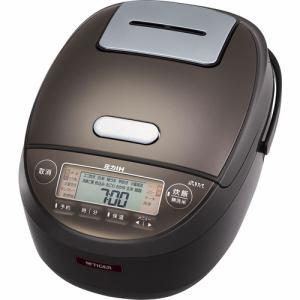 【納期約2週間】TIGER タイガー JPK-S100TD 圧力IH炊飯ジャー 炊きたて 5.5合 ダークブラウン JPKS100