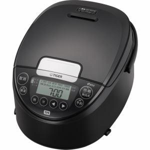 【納期約7~10日】TIGER タイガー JPW-B180HD IH炊飯器 炊きたて 1升 ダークグレー JPWB180 HD