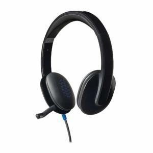 【納期約7~10日】ロジクール H540R USBヘッドセット ブラック H540R
