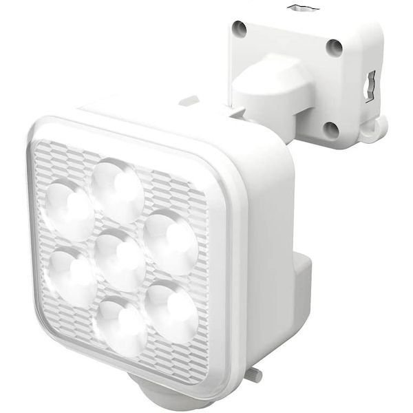 【納期約2週間】ムサシ MUSASHI S-110L 5Wx1灯 LEDソーラーセンサーライト