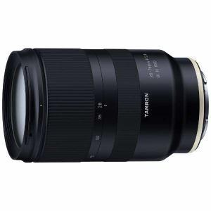 【納期約3週間】TAMRON タムロン 交換用レンズ 28-75mm F/2.8 Di III RXD SONY ソニーEマウント用(Model A036) 28-75F2.8DI3RXD 28-75F2.8DI3RXD