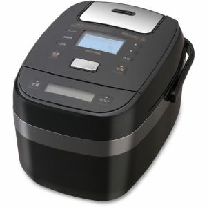 【納期約2週間】アイリスオーヤマ RC-PJ50-B 圧力IHジャー炊飯器 5.5合 ブラック RCPJ50B
