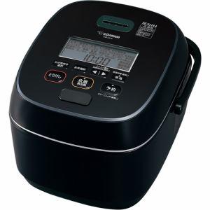 【納期約7~10日】ZOJIRUSHI 象印 NW-JX18-BA 圧力IH炊飯ジャー 1.0升炊き ブラック NWJX18 BA