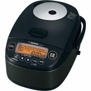 【納期約7~10日】ZOJIRUSHI 象印 NP-BL10-BA 圧力IH炊飯ジャー 5.5合炊き ブラック NPBL10 BA