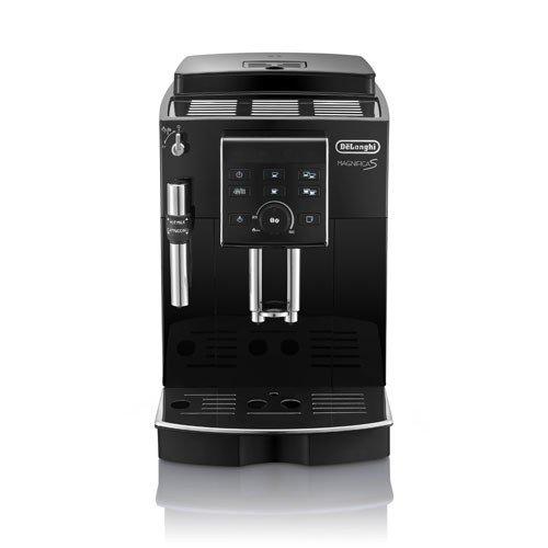 【納期約7~10日】デロンギ コンパクト全自動エスプレッソマシン ブラック DeLonghi マグニフィカS ECAM23120BN