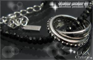 ララクリスティー LARA Christie メビウス ネックレス BSモデル [ BLACK Label ブラックレーベル] 【送料無料】【即納】【プレゼントに最適】10P03Dec16