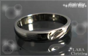 ララクリスティー LARA Christie フルート リング(指輪) [ BLACK Label ブラックレーベル] 【送料無料】【即納】【プレゼントに最適】10P03Dec16