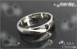 ララクリスティー LARA Christie フルート リング(指輪) [ WHITE Label ホワイトレーベル] 【送料無料】【即納】【プレゼントに最適】10P03Dec16