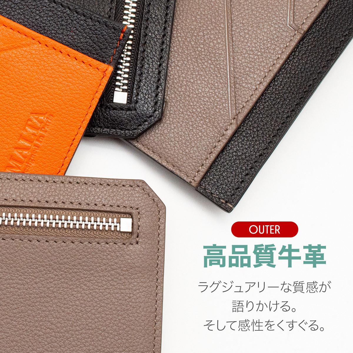 ミニマリスト財布