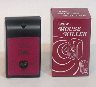 ネズミ忌避 NEW マウスキラー