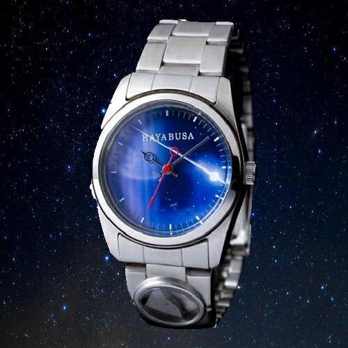 はやぶさ 帰還記念隕石腕時計