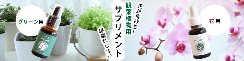 観葉植物用サプリメント