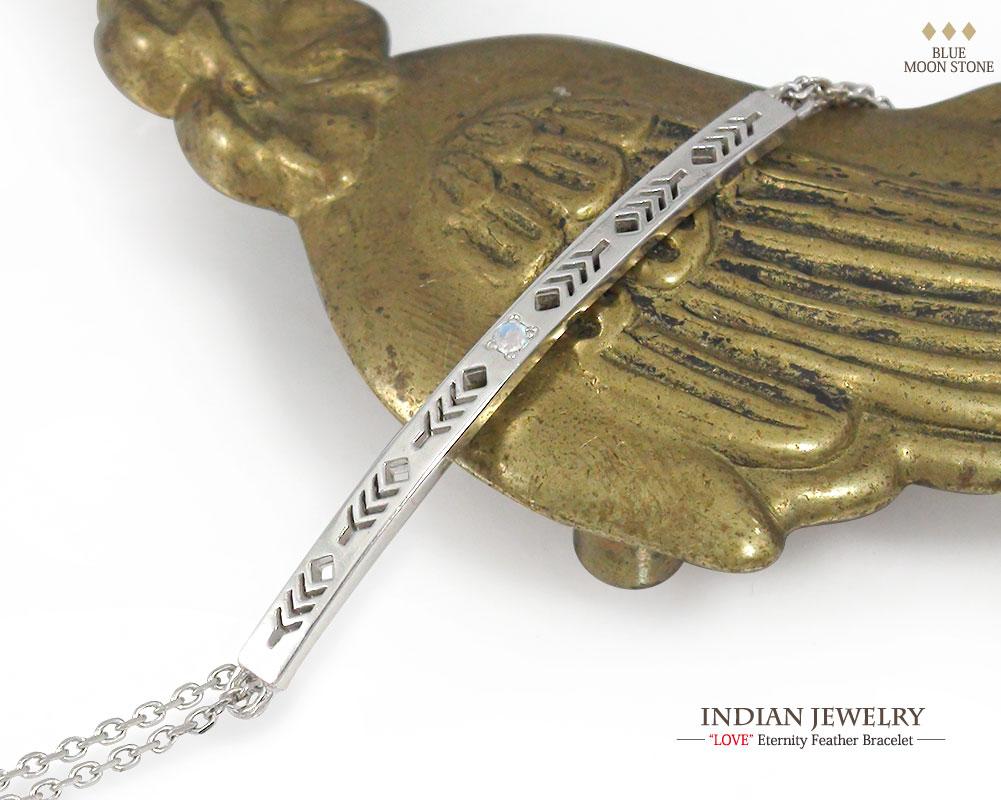 Feather(フェザー)「羽根」インディアンジュエリー | ジュエリー工房アルマ