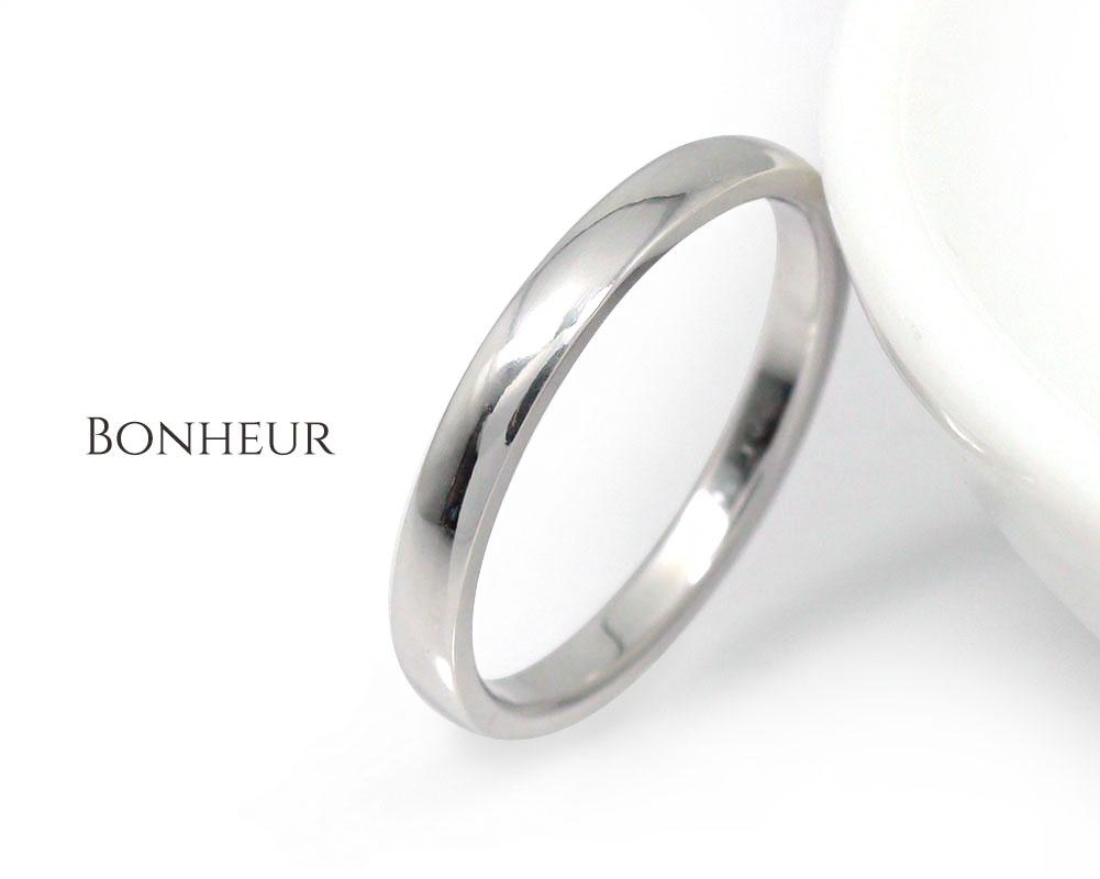BONHEUR(ボヌール)「幸福で楽しい気分」リング | ジュエリー工房アルマ