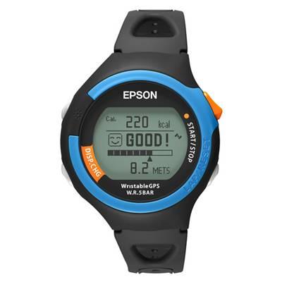 EPSON エプソン Wristable GPS 腕時計 ランニングウォッチ GPS機能付 SS-300B