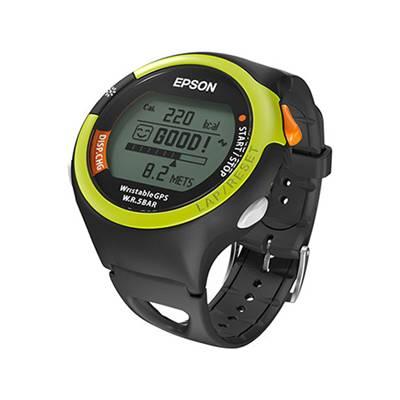 EPSON エプソン Wristable GPS 腕時計 ランニングウォッチ GPS機能付 SS300G