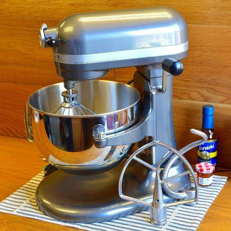 キッチンエイド スタンドミキサー アルチザン 4 8l コバルトブルー Kitchenaid Artisan 5