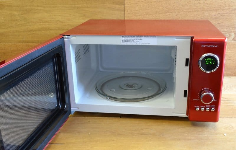 Product Information See The Original Anese Page Nostalgia Nostalgic Microwave Oven
