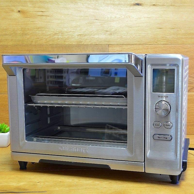 Cuisinart Rotisserie Convection Toaster Oven: 【楽天市場】トースター オーブン クイジナート コンベクション ロティサリー機能付 Cuisinart TOB