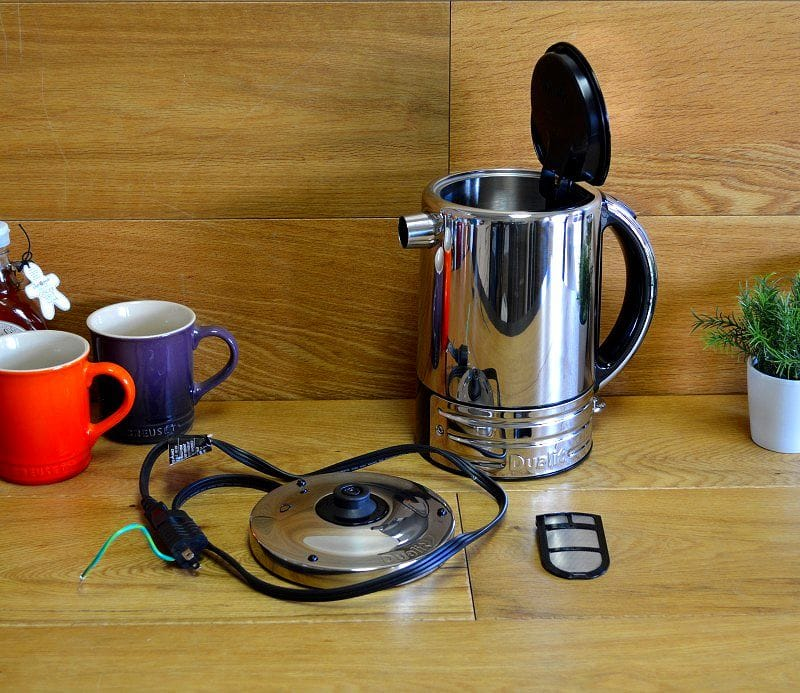Alphaespace Usa デュアリット Electricity Kettle Dualit 72955 Design