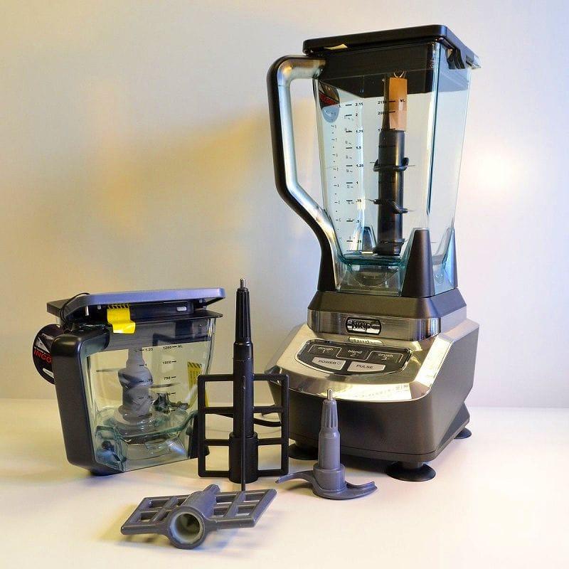 Ninja kitchen system blender & food processor mixer Ninja Kitchen System  1200 BL700 household appliance