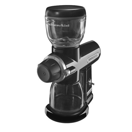 Kitchenaid Pro Line Coffee Grinder  Ef Bc 88 Grinder  Ef Bc 89 Grinders Kitchenaid Kpcg100ob Pro Line Burr Coffee Grinder Onyx Black