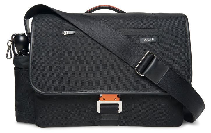 Dave Ballistic Nylon Messenger Bag Is Using Hand Made 1680 D Strength The Inside Edge Of Leather And Taffeta Used Suggest High Davek Quality