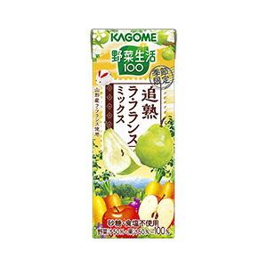 カゴメ野菜生活100 追熟ラ・フランスミックス