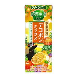 カゴメ野菜生活100 デコポンミックス