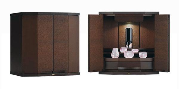 八木研の現代仏壇 セダム ライト 500