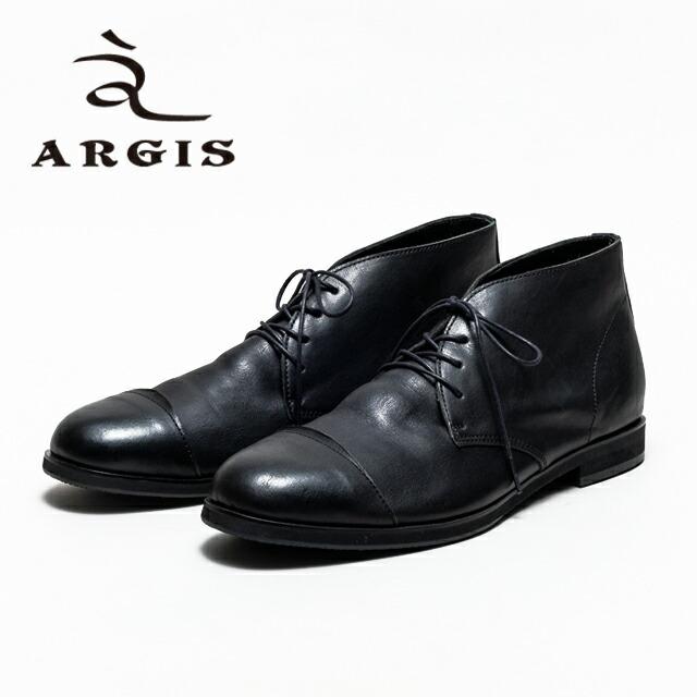 ARGIS 12204 チャッカブーツ