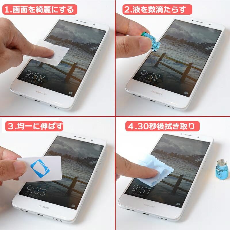 screen coating
