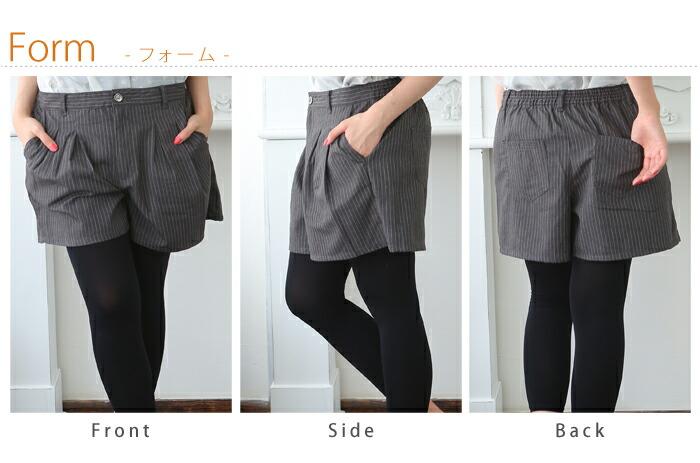 レディース ショートパンツ SHORT PANTS shortpants パンツ PANTS pants