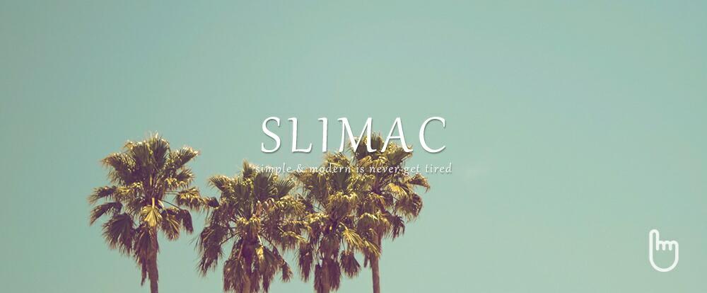 SLIMACの照明器具