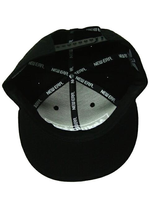 d47003076f9 Atomicdope  Tomic dope of logo New Era Snapback cap Black on Black ...