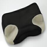 ゲルマニウム低反発チップくぼみ付き枕