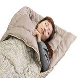 3タイプに変身する寝袋ふとん