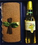 ワインとロールケーキセット