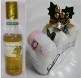 ホールマーク今治クリスマスケーキとワインソープセット