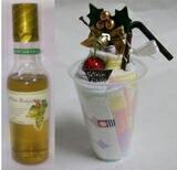 今治クリスマスクリームフロートとワインソープセット