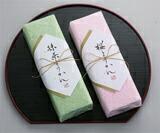 タオル和菓子:桜ようかん10個3500円のみ