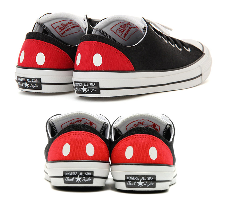 converse all star mickey mouse