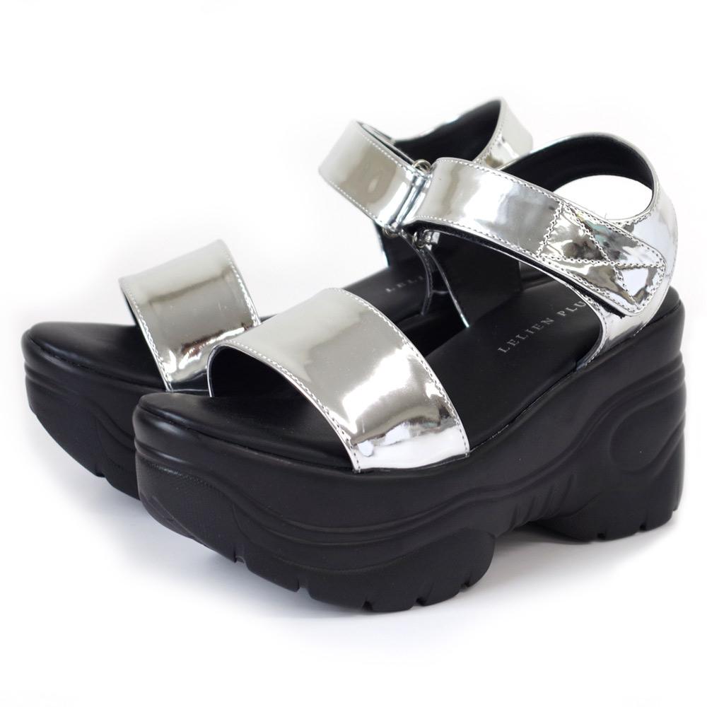 AmiAmiのシューズ・靴/サンダル|シルバー